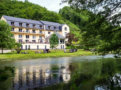 Luxemburg – Cocoon Hotel Belair