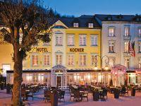 Luxemburg – Hotel Koener
