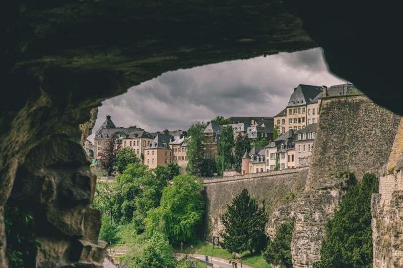 luxemburg stad kazematten