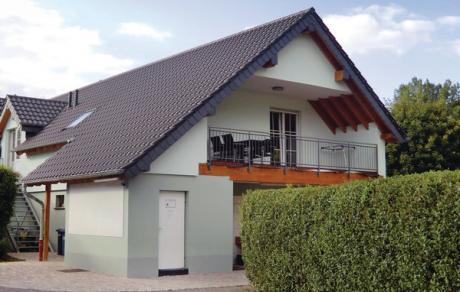 Vakantiehuis Wallendorf-Pont Luxemburg