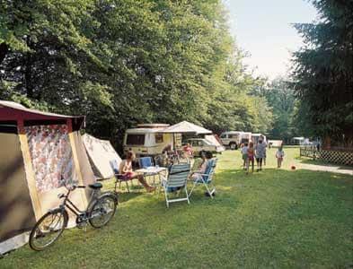 Camping La Pinède Luxemburg