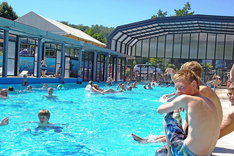 camping luxemburg zwembad