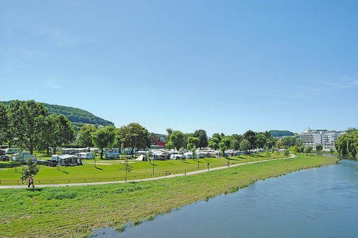 Camping De la Sûre Luxemburg