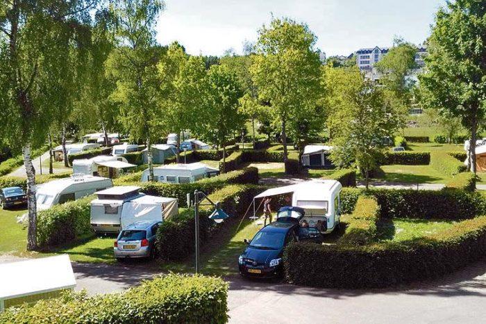 Camping Troisvierges Luxemburg