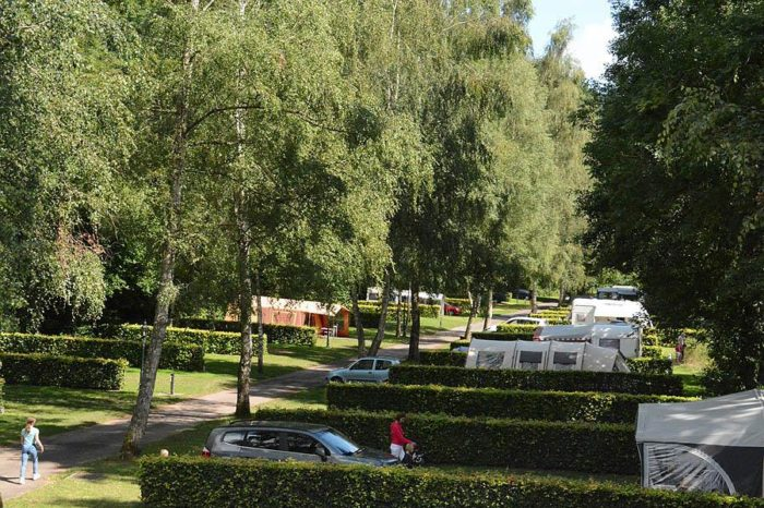 Camping Vakantiepark Walsdorf Luxemburg