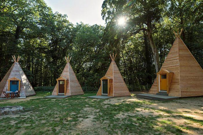 Camping Park Beaufort Luxemburg