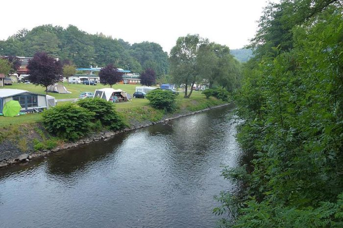 Camping de l'Our Luxemburg